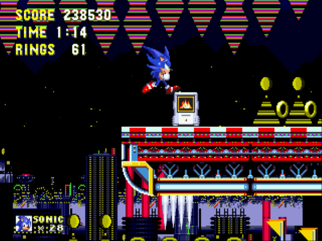 Sonic the Hedgehog 3 - sexy sonic - User Screenshot